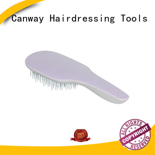 Canway New salon hair brush for business for men