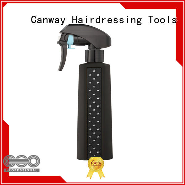 Canway spary hair spray bottle factory for beauty salon