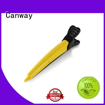 Canway aluminuim hairdresser clips supply for hairdresser