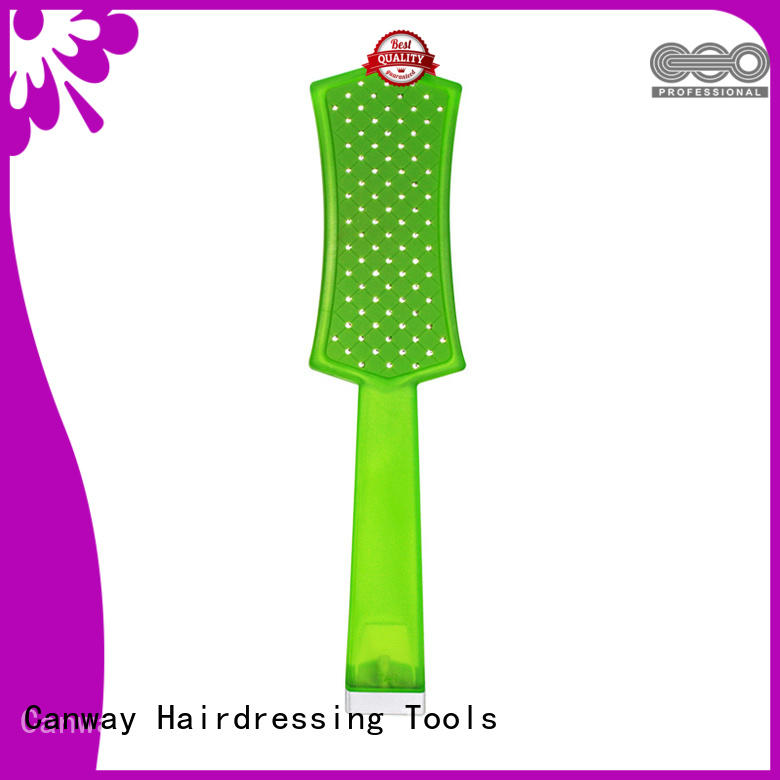 Canway Top hairdressing brushes supply for hairdresser