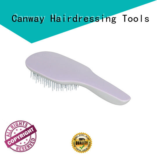 Canway Top comb brush suppliers for hair salon
