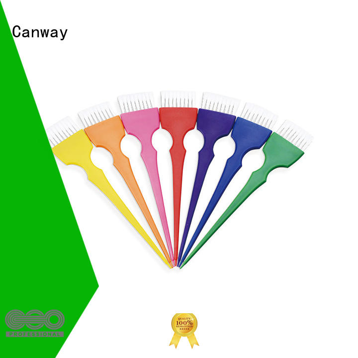 Canway High-quality tinting bowl and brush company for beauty salon