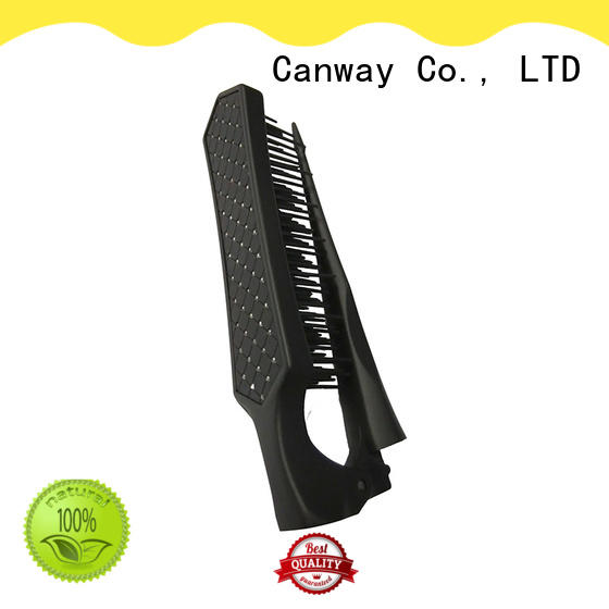 Canway rubber barber hair brush for business for hair salon