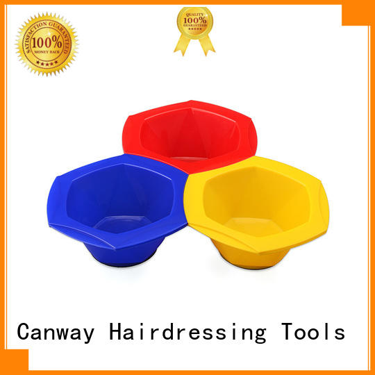 Canway hairdressing tint brushes supplier for hairdresser