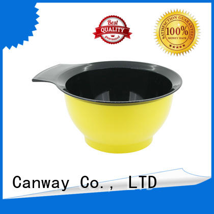 Canway easytoclean tint bowl factory for beauty salon