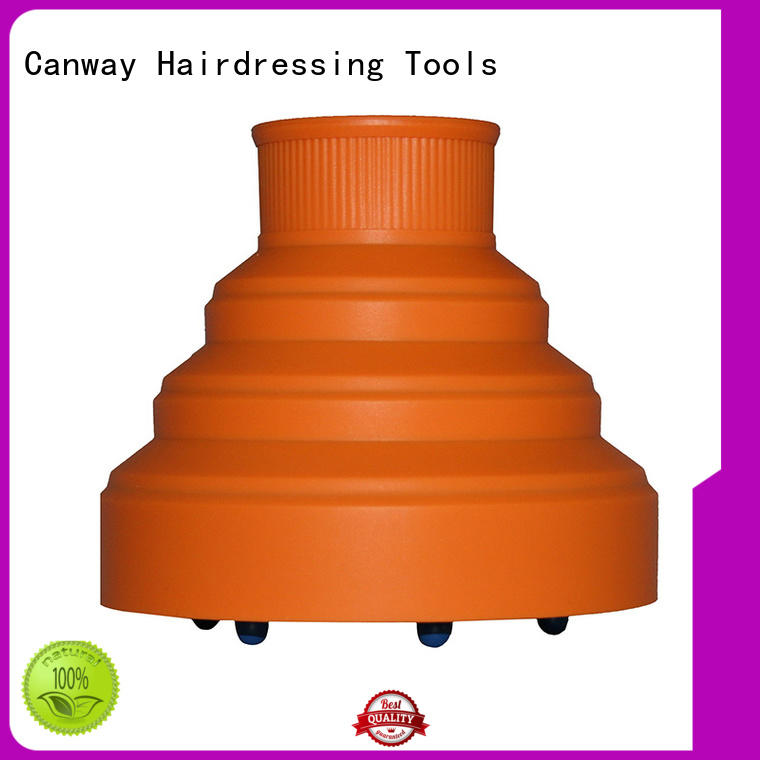 Canway resistant curly hair diffuser for business for hairdresser