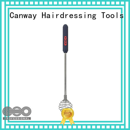 Canway silicone hairdressing accessories manufacturers for beauty salon