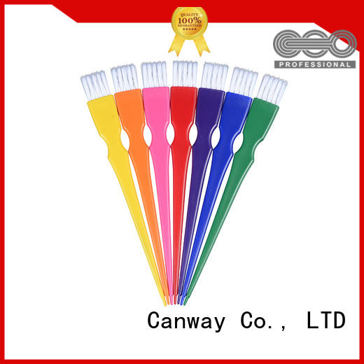 Canway silicone tinting paddle for business for hair salon