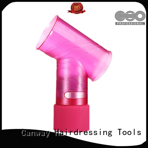 Canway space curly hair diffuser factory for hair salon