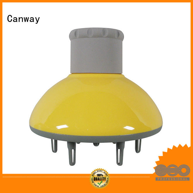 Canway comb hair diffuser attachment for business for women