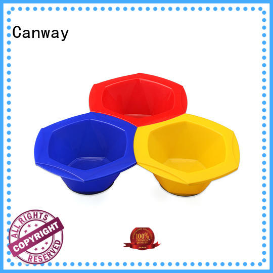 Canway New tinting bowl and brush manufacturers for barber