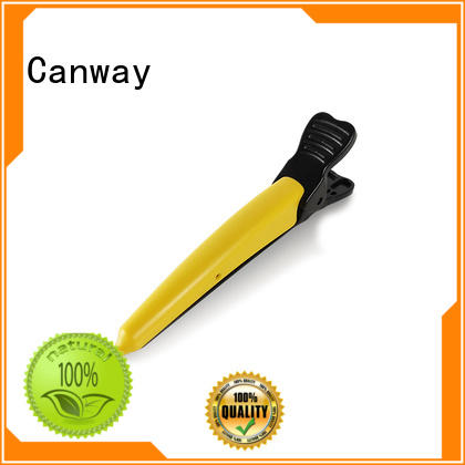 Canway vic sectioning clips factory for beauty salon
