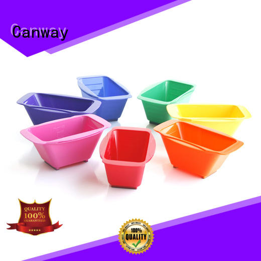 Wholesale tinting bowl and brush different supply for hairdresser