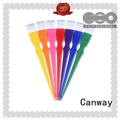Canway Best tint hair brush manufacturers for beauty salon