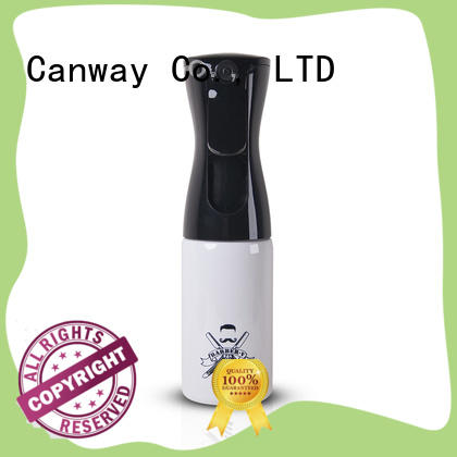 Canway High-quality hair spray bottle suppliers for hairdresser