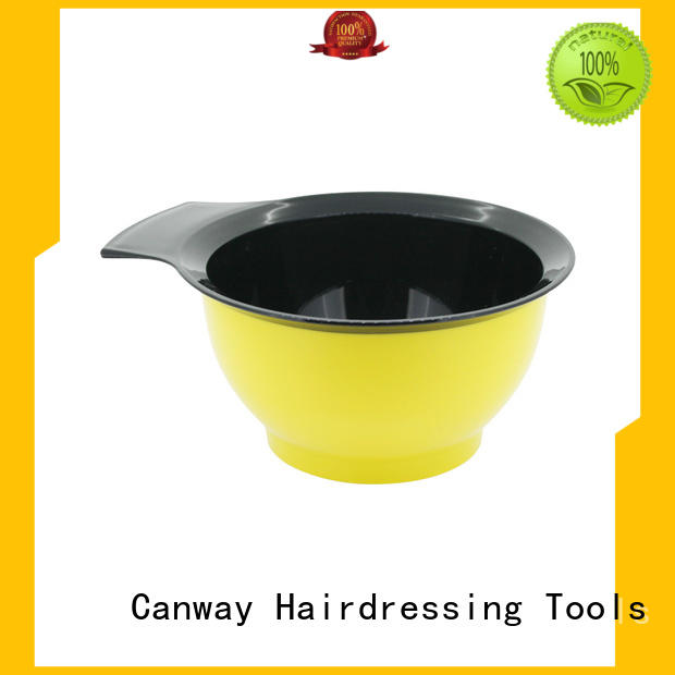 Canway sizes hair tint brush manufacturers for hair salon
