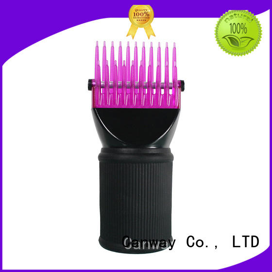 Canway Custom hair diffuser attachment company for hair salon