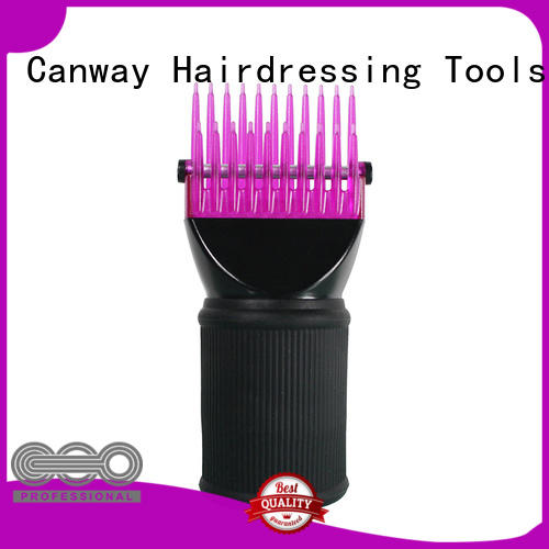 Canway High-quality hair dryer diffuser attachment manufacturers for women