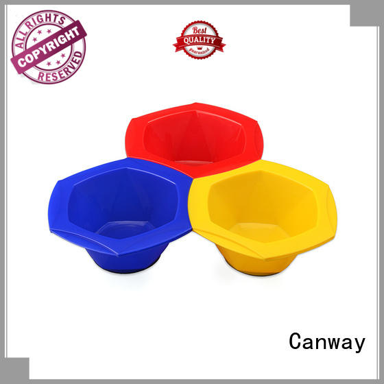 Canway mini tint bowl suppliers for hair salon