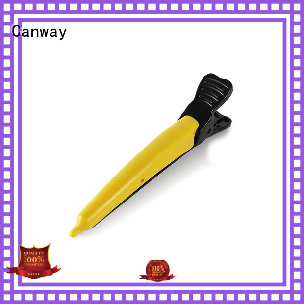 Canway New hairdresser clips supply for beauty salon