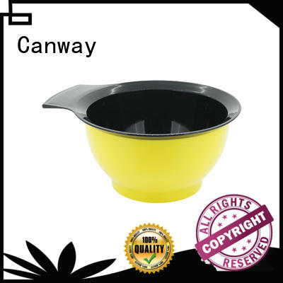 Canway High-quality hair tint brush factory for barber