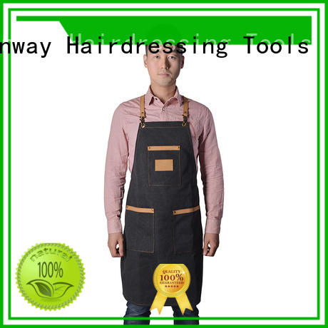 Canway wearproof hair cutting cape company for hairdresser