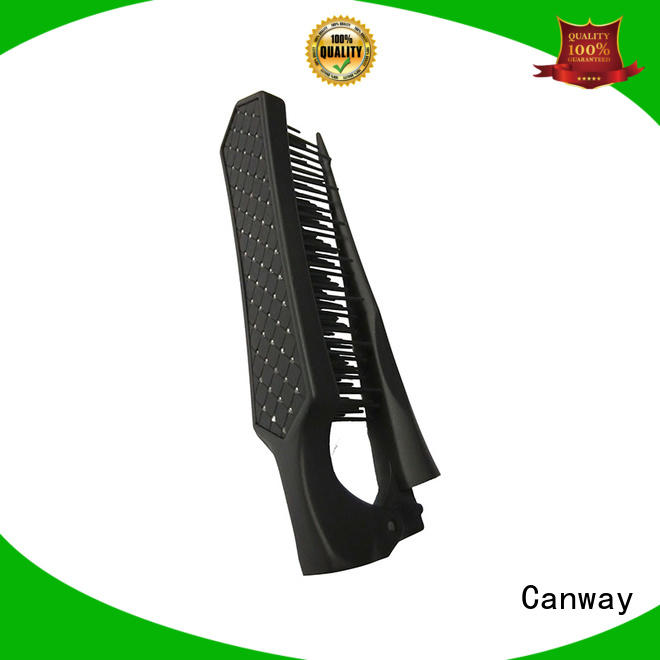 Canway tail hair brush and comb factory for men
