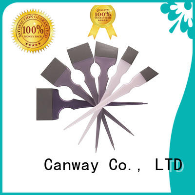 Canway Latest hair tint brush for business for barber