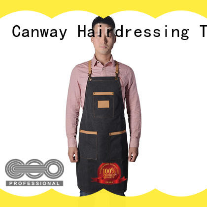 Canway Latest hair cutting cape manufacturers for barber