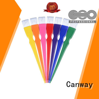 Canway Best tint brush manufacturers for hairdresser